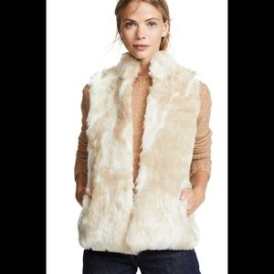 Jack by BB Dakota Fur Vest